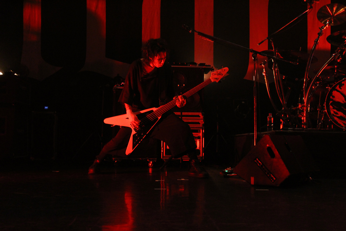 6月10日 TSUTAYA O-WEST アルルカン vs lynch.「laughing in the dark」