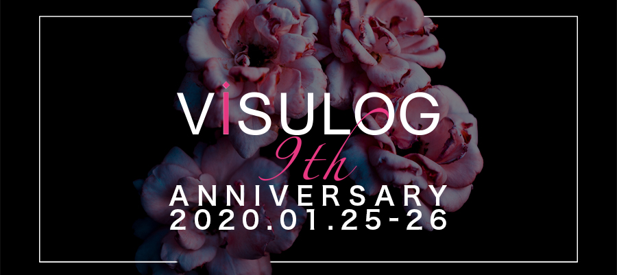 ViSULOG 9th ANNIVERSARY