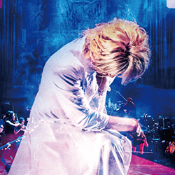 "KAMIJO、「Dream Live ""Symphony of The Vampire"" KAMIJO with Orchestra」LIVE Blu-ray&DVD発売決定 