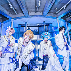 POIDOL、1st ALBUM「JEWELRY BOX」ver.NEW VISUAL公開! | ヴィジュアル系ポータルサイト「ViSULOG」