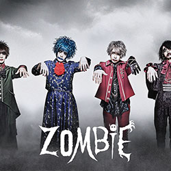 ZOMBIE、4月29日発売の1stアルバムから「song for me…」MV公開!サブスクを含めアルバム配信も開始! | ヴィジュアル系ポータルサイト「ViSULOG」